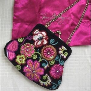 Vera Bradley Collector Coin Purse/Evening Bag
